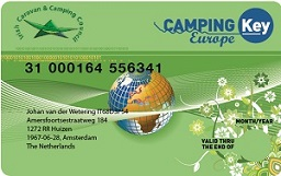 Discount Camping Card logo