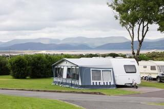 Wild Atlantic Way, Camping Ireland