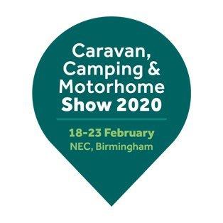 Caravan, Camping & Motorhome Show 2020 - Birmingham
