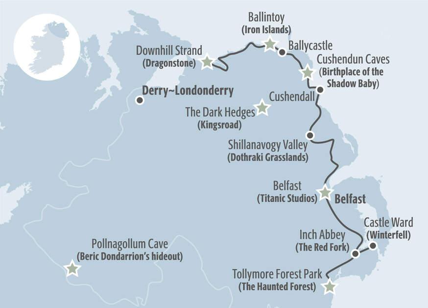 Free things to do Ireland Northern Ireland