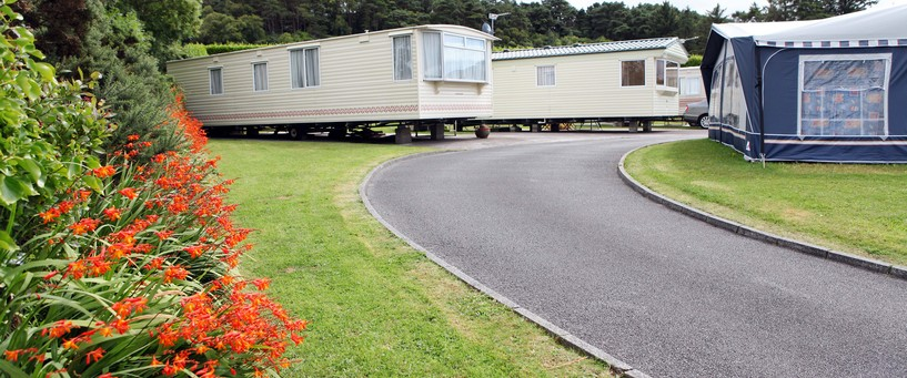 Glenross Caravan Camping Park Ring Of Kerry Kerry