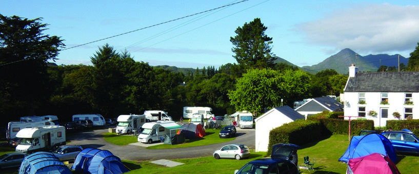 Touring Caravan Sites Ireland