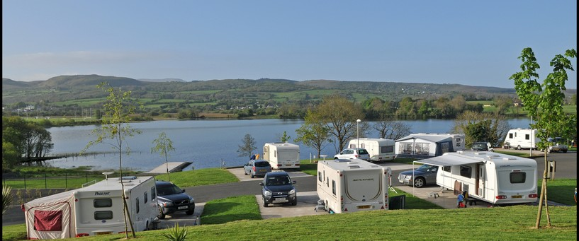 Rushin House Caravan Park Camping Ireland