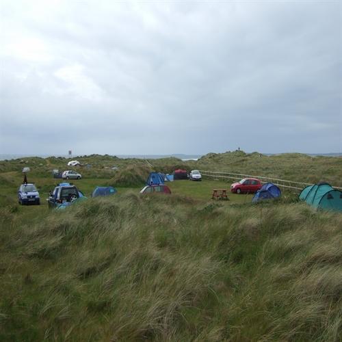 Strandhill Caravan & Camping Park