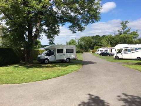 Campsites In Co. Kildare, Heart, Ireland | Alan Rogers