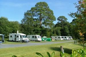Glen of Aherlow Caravan & Camping Park