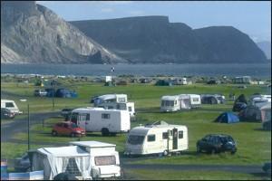 Keel Sandybanks Caravan & Camping Park