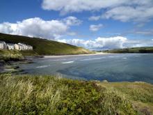Blue flag beach Free things to do Ireland