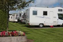 Caravan motorhome Ireland