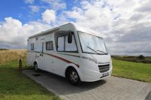 Motorhome  Campervan holiday Clare