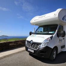 Motorhome Campervan Kerry Ireland