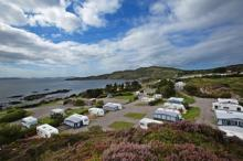 Wild Atlantic Way, Camping Ireland